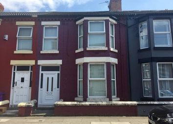 Thumbnail 4 bed terraced house for sale in Blantyre Road, Wavertree, Liverpool