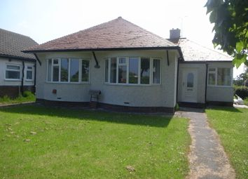 Thumbnail 3 bed detached bungalow to rent in Towyn Road, Towyn, Conwy