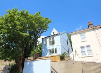 Thumbnail 1 bed flat for sale in Upper Luton Road, Chatham, Kent
