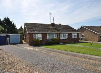 Thumbnail 2 bed bungalow for sale in Queen Anne Road, West Mersea, Colchester