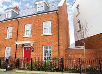 Thumbnail 4 bed semi-detached house for sale in Libra Avenue, Sherford, Plymouth