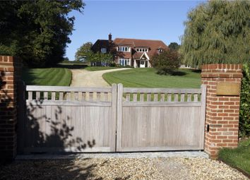 Thumbnail 6 bed detached house for sale in Common Road, Headley, Berkshire