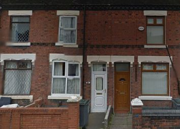 Thumbnail 2 bedroom terraced house to rent in Gibson Street, Tunstall, Stoke-On-Trent