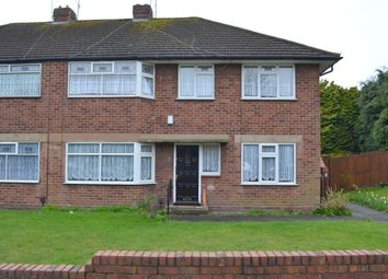 Thumbnail 2 bed flat to rent in Lister Road, Dudley