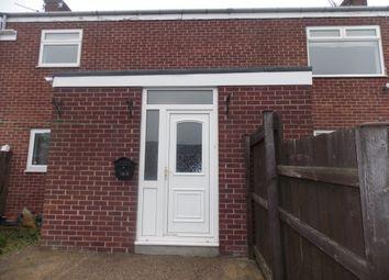 Thumbnail 2 bed flat to rent in Alderwood, Ashington
