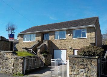 Thumbnail 3 bed detached bungalow for sale in North Terrace, Birstall, Batley