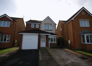 Thumbnail 3 bed detached house for sale in Parkside Court, Ashington