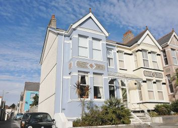 Thumbnail 5 bed end terrace house for sale in Wembury Park Road, Peverell, Plymouth