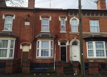 Thumbnail Terraced house to rent in Stamford Road, Handsworth, Birmingham