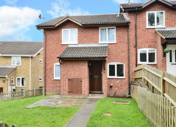 Thumbnail 2 bed semi-detached house to rent in Hexham Close, Owlsmoor, Sandhurst