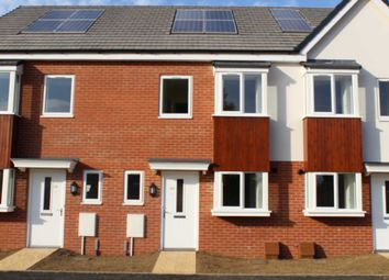 Thumbnail 2 bed terraced house to rent in Champion Way, Bedford