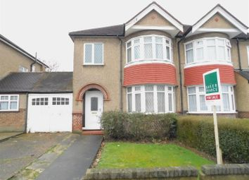 Thumbnail 3 bed semi-detached house for sale in Romney Drive, Harrow