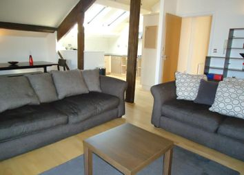 Thumbnail 2 bedroom flat for sale in Dock Street, Leeds
