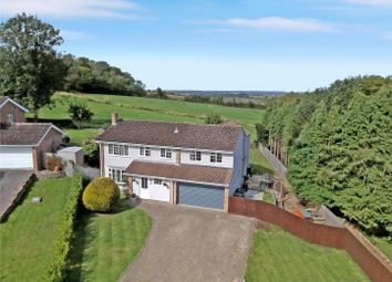 Thumbnail 6 bed detached house for sale in The Copse, Blunsdon, Wiltshire