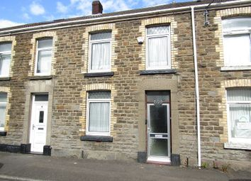 Thumbnail 2 bed terraced house for sale in Bath Road, Morriston, Swansea, City And County Of Swansea.