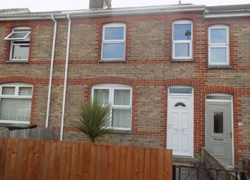 Thumbnail 2 bed terraced house for sale in Maud Road, Dorchester