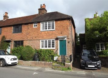 Thumbnail 2 bed terraced house for sale in The Street, Capel, Dorking, Surrey