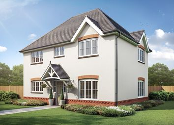 Thumbnail 4 bed detached house for sale in Sydney Road, Crewe