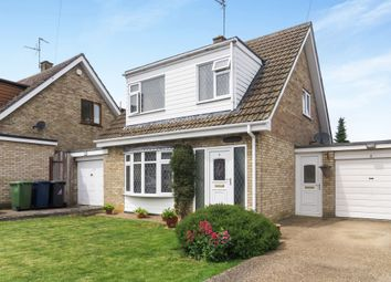 Thumbnail 3 bedroom detached house for sale in Chervil Close, Folksworth, Peterborough