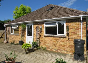 Thumbnail 4 bed detached bungalow for sale in The Pastures, Kings Worthy, Winchester