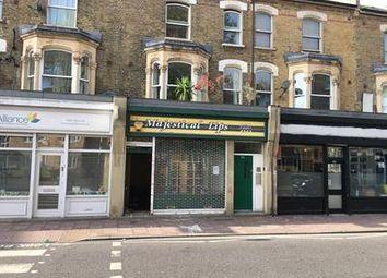 Thumbnail Retail premises to let in 86 Atlantic Road, London