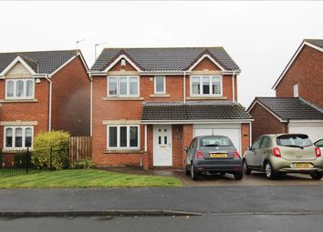 Thumbnail 4 bed detached house for sale in Annfield Road, Hartford Glade, Cramlington