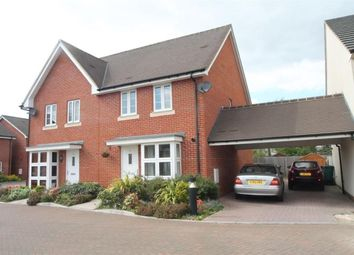 Thumbnail 3 bed semi-detached house to rent in Milton Place, High Wycombe, Bucks