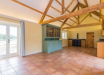 Thumbnail 3 bed barn conversion to rent in Chetwode, Buckingham