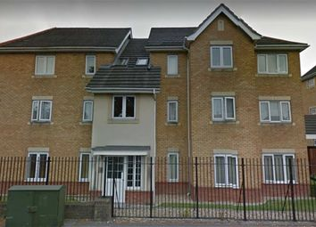 Thumbnail 2 bed flat for sale in Oakley Road, Luton