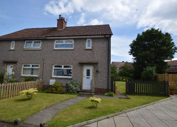 Thumbnail 2 bed semi-detached house for sale in Anderson Drive, Irvine, North Ayrshire