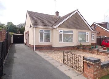Thumbnail 3 bed semi-detached house for sale in Rawley Crescent, Duston, Northampton, Northamptonshire