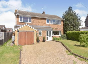 Thumbnail 4 bed detached house for sale in Darley Dale Crescent, Grantham