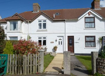 Thumbnail 3 bed terraced house for sale in Tyringham Row, Lelant, St. Ives