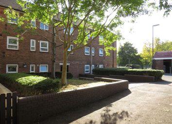 Thumbnail 1 bedroom flat for sale in Deerhurst Crescent, Cosham, Portsmouth