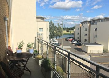 Thumbnail 2 bed flat for sale in Bridge Wharf, Chertsey, Surrey