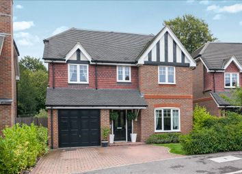 Thumbnail 4 bed detached house for sale in Birch Grove, Felbridge, East Grinstead
