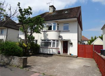 Thumbnail 5 bedroom semi-detached house for sale in Ardsheal Close, Broadwater, Worthing