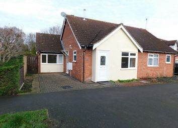 Thumbnail 2 bedroom semi-detached bungalow for sale in Farriers Road, Stowmarket