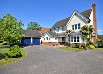 Thumbnail 5 bed detached house for sale in Townshend Road, Dereham