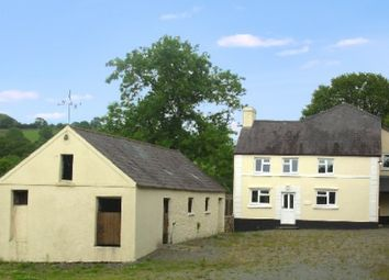 Thumbnail 5 bed country house for sale in Ffarmers, Llanwrda
