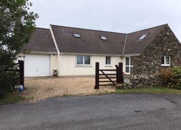 Thumbnail 5 bedroom detached bungalow to rent in Rhos Dinas, Dinas Cross, Newport