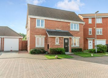 Thumbnail 4 bed detached house for sale in Garganey Walk, Scunthorpe, Lincolnshire