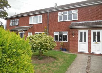 Thumbnail 2 bed town house for sale in Mountfield Road, Earl Shilton, Leicester