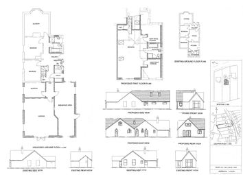 Thumbnail 5 bed detached house for sale in Stein Road, Emsworth