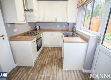 Thumbnail 3 bed property to rent in Trivett Close, Greenhithe, Kent