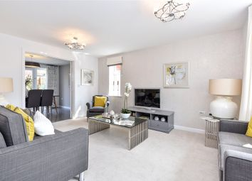 Thumbnail 4 bed detached house for sale in Emmbrook Place, Matthewsgreen Road, Wokingham, Berkshire