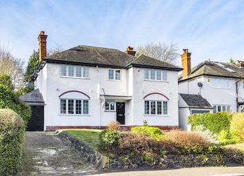 Thumbnail 4 bed detached house for sale in Woodcote Valley Road, Purley