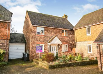 Thumbnail 3 bed detached house for sale in Black Horse Mews, Borough Green