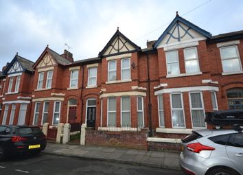 Thumbnail 3 bed terraced house to rent in Curzon Road, Liverpool