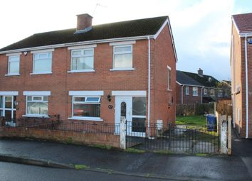 Thumbnail 3 bedroom semi-detached house for sale in Orangefield Avenue, Orangefield, Belfast